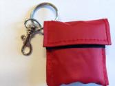 nyckelring andningsmask