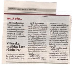 artikel KP Marstrand