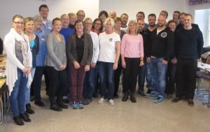 Instruktörer i Första Hjälpen 2015