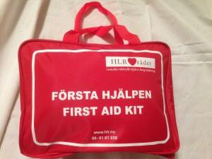 Första Hjälpen väska