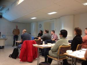 Sverige har fått 19 nya huvudinstruktörer i första hjälpen!
