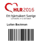 Världens största HLR-kongress, HLR2016, i Göteborg