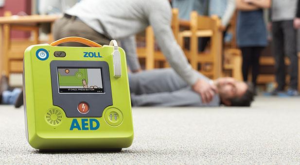 Zoll AED Hjärtstartare