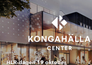 HLR dagen på Kongahälla Center