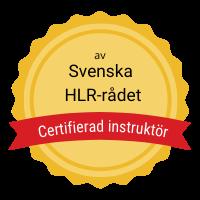 Svenska HLR-rådet Certifierad instruktör